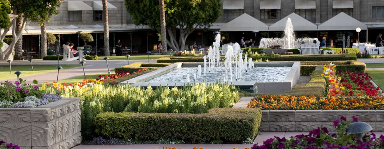 Arizona Biltmore, a Waldorf Astoria Resort Hotel, USA– Gärten