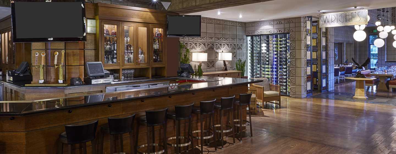Arizona Biltmore, a Waldorf Astoria Resort Hotel, USA– The Wright Bar