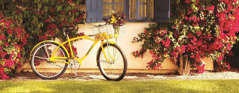La Quinta Resort& Club, A Waldorf Astoria Resort, Kalifornien, USA– Fahrrad