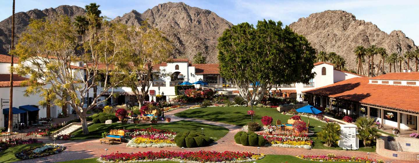La Quinta Resort & Club, A Waldorf Astoria Resort, Kalifornien, USA – The Plaza
