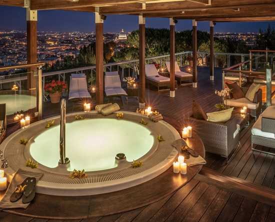 Hotels In Rom 5 Sterne Unterkunft Rome Cavalieri Waldorf Astoria
