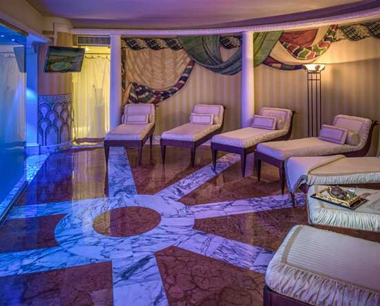 Rome Cavalieri, A Waldorf Astoria Resort, Italien – Grand Spa Club