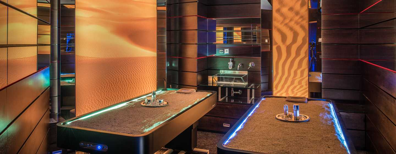 "Rome Cavalieri, Waldorf Astoria Hotels& Resorts, Italien– Kosmetikraum ""Desert"""