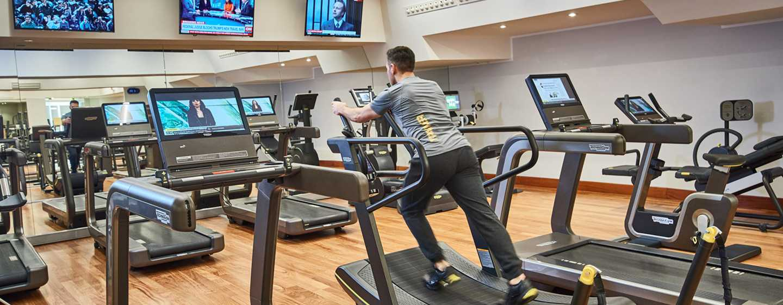 Rome Cavalieri, Waldorf Astoria Hotels& Resorts, Italien– Fitnessraum