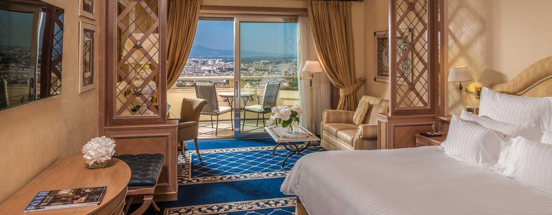 Rome Cavalieri, Waldorf Astoria Hotels& Resorts, Italien– Deluxe Zimmer