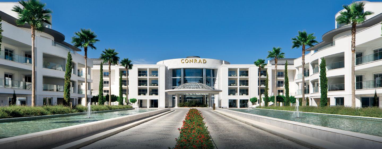 Conrad Hotels Resorts Individueller Luxus Weltweit