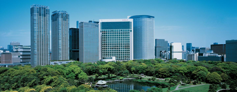 Conrad Tokyo Tokio, Japan