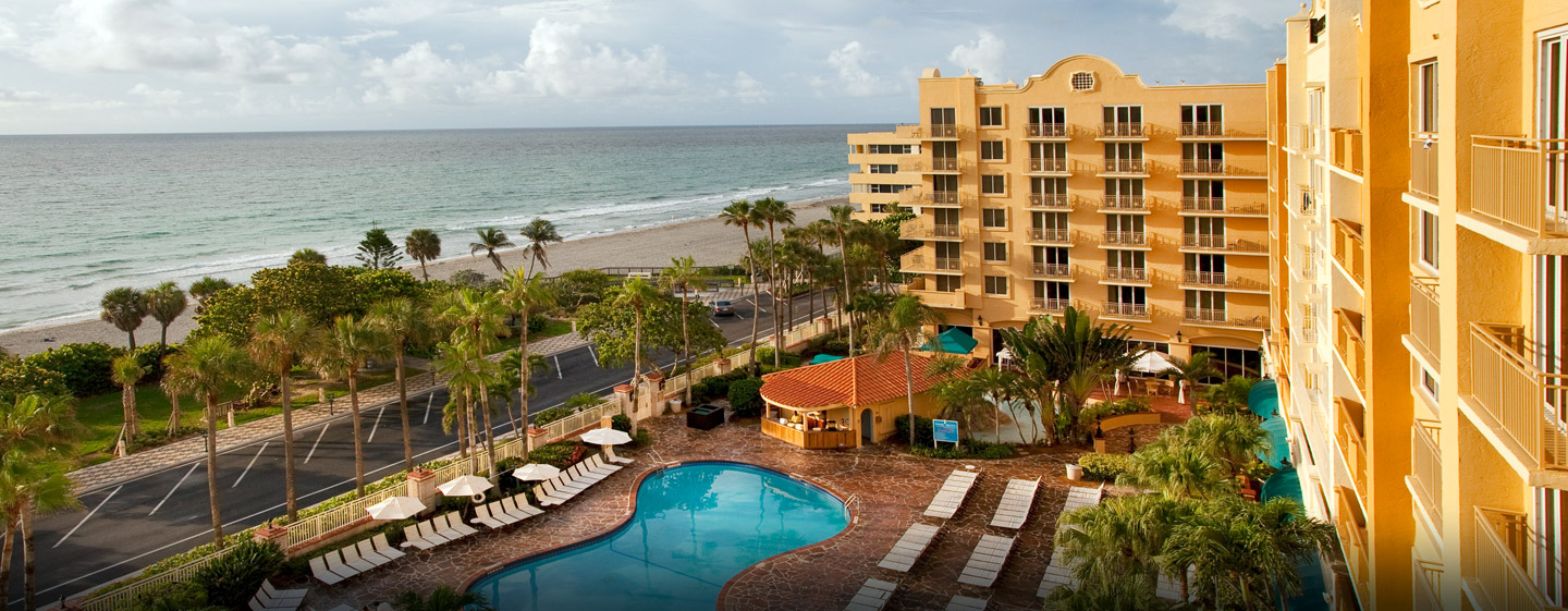 Embassy Suites Deerfield Beach Resort and Spa