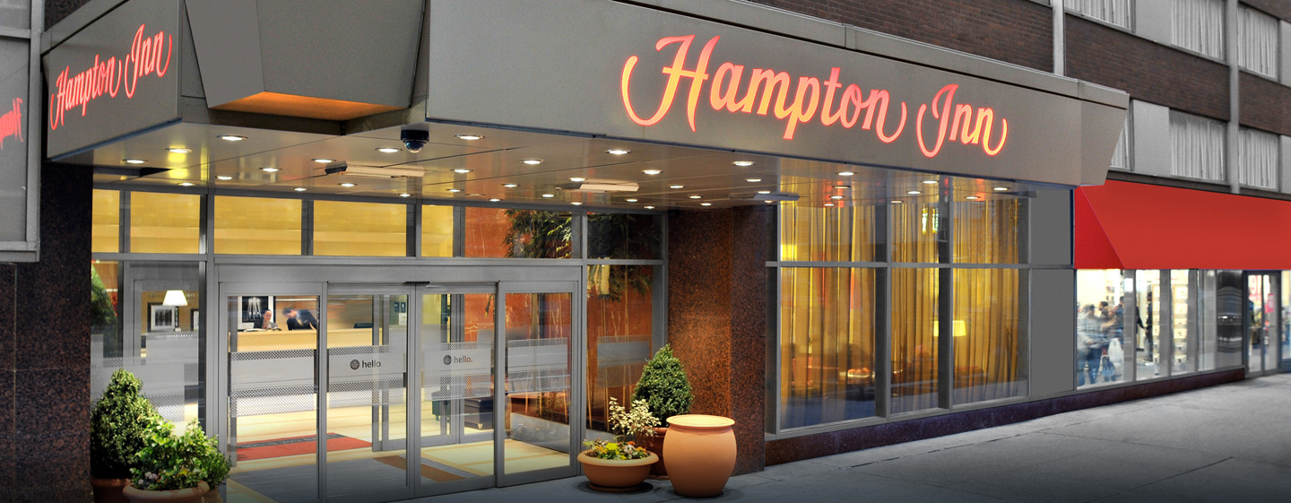 Hampton Inn Manhattan - Times Square North