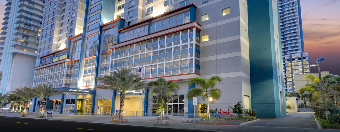 Hampton Inn & Suites Miami - Brickwell Downtown