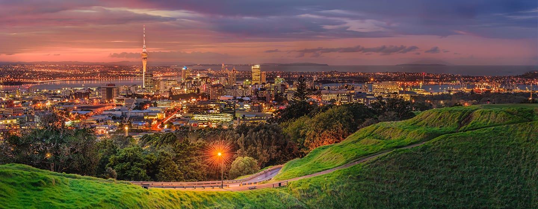 Auckland Skyline - Neuseeland
