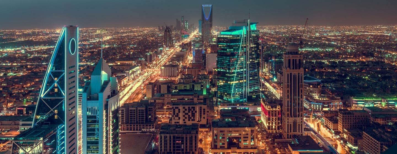 Saudi-Arabien - Riyadh City