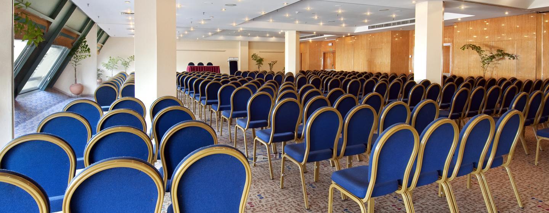 Ihr Kongress wird im Transcorp Hilton Abuja zu einem Erfolg