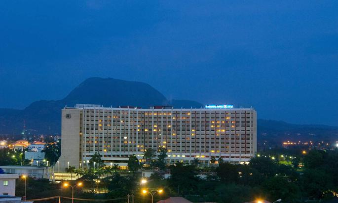 Transcorp Hilton Abuja Hotel - Exterior