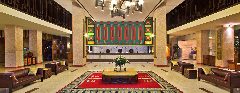 Hilton Addis Ababa, Äthiopien – Hotel-Lobby