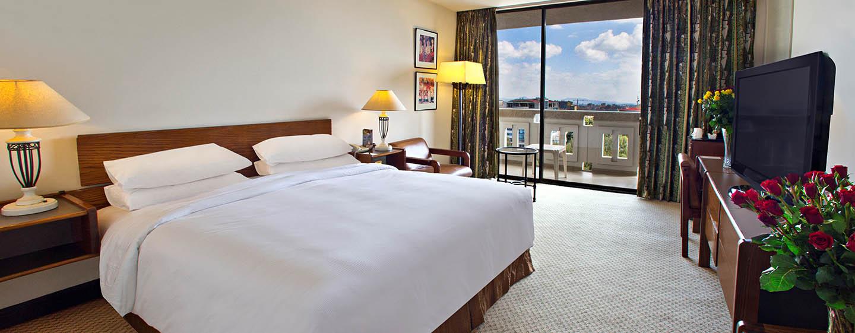 Hilton Addis Ababa, Äthiopien– Executive Zimmer mit King-Size-Bett