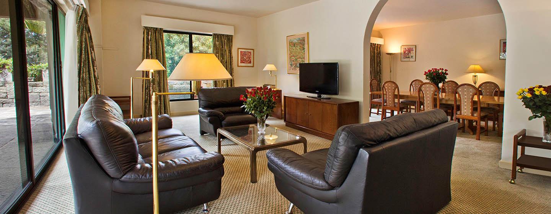 Hilton Addis Ababa, Äthiopien– Großes Apartment mit zwei Schlafzimmern