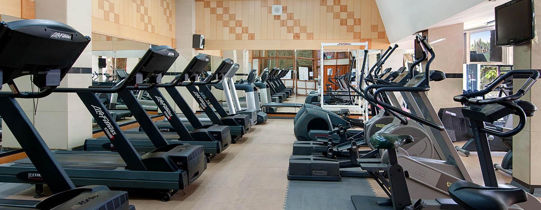 Hilton Addis Ababa, Äthiopien– Fitnesscenter