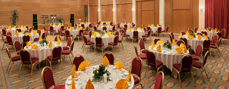 Hilton Addis Ababa, Äthiopien– Ballsaal, Galadiner