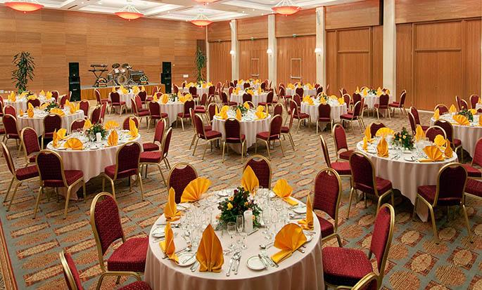 Hilton Addis Ababa, Äthiopien– Ballsaal