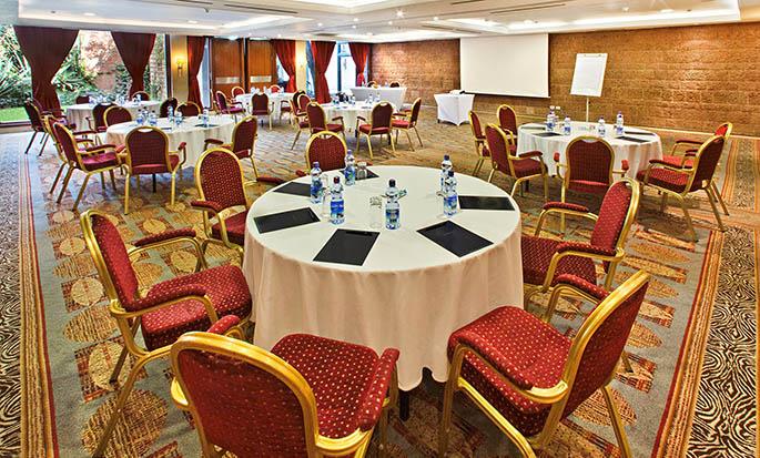Hilton Addis Ababa, Äthiopien – Veranstaltungen