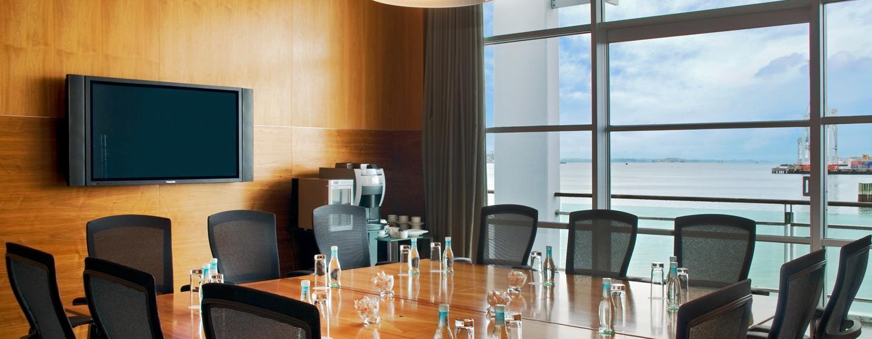 Hilton Auckland - 5-Sterne Luxushotel am Hafen Auckland
