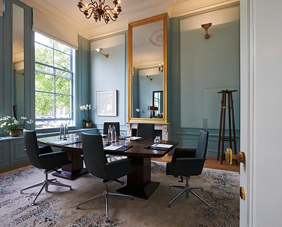 meetings konferenzen und events waldorf astoria amsterdam niederlande. Black Bedroom Furniture Sets. Home Design Ideas