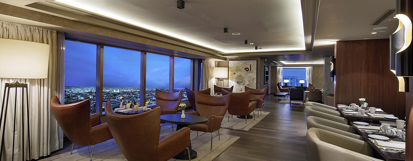 Ankara HiltonSA - Executive Lounge