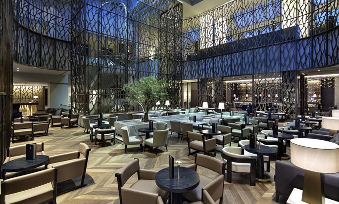 Ankara HiltonSA - Lobby