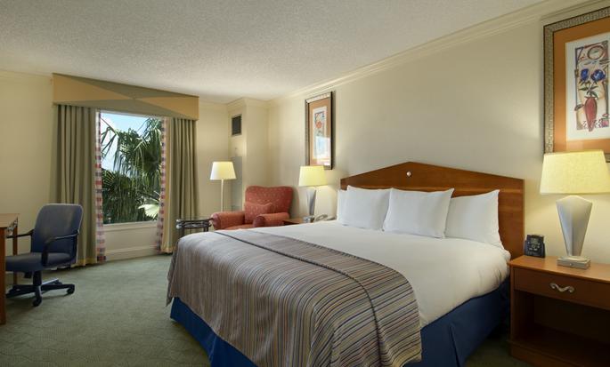 Hilton Naples - Gästezimmer