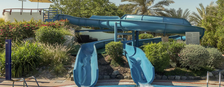 Strandclub Hiltonia - Wasserrutsche