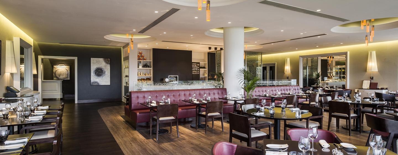Hilton abu dhabi 5 sterne hotel am strand in abu dhabi for Ristorante cipriani abu dhabi
