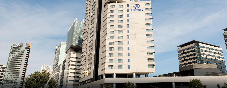 Herzlich willkommen im Hilton Diagonal Mar Barcelona Hotel