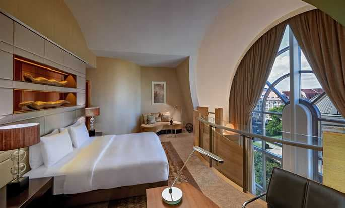 Hilton Berlin - Dome Suite