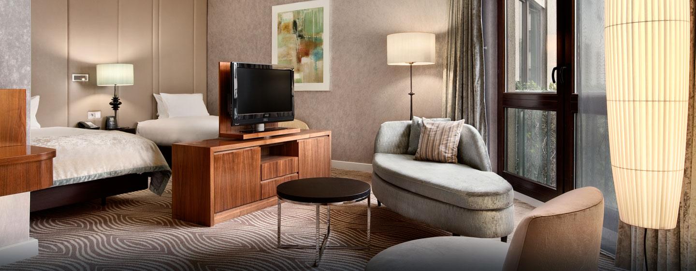 Corner Suite - Beispiel