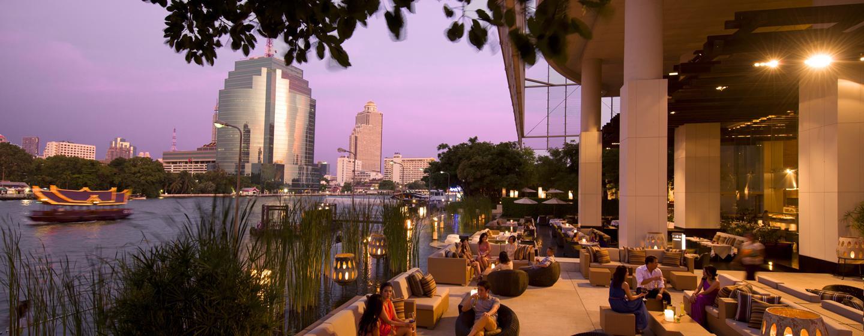 """Terrasse des Restaurants """"Flow"""""""