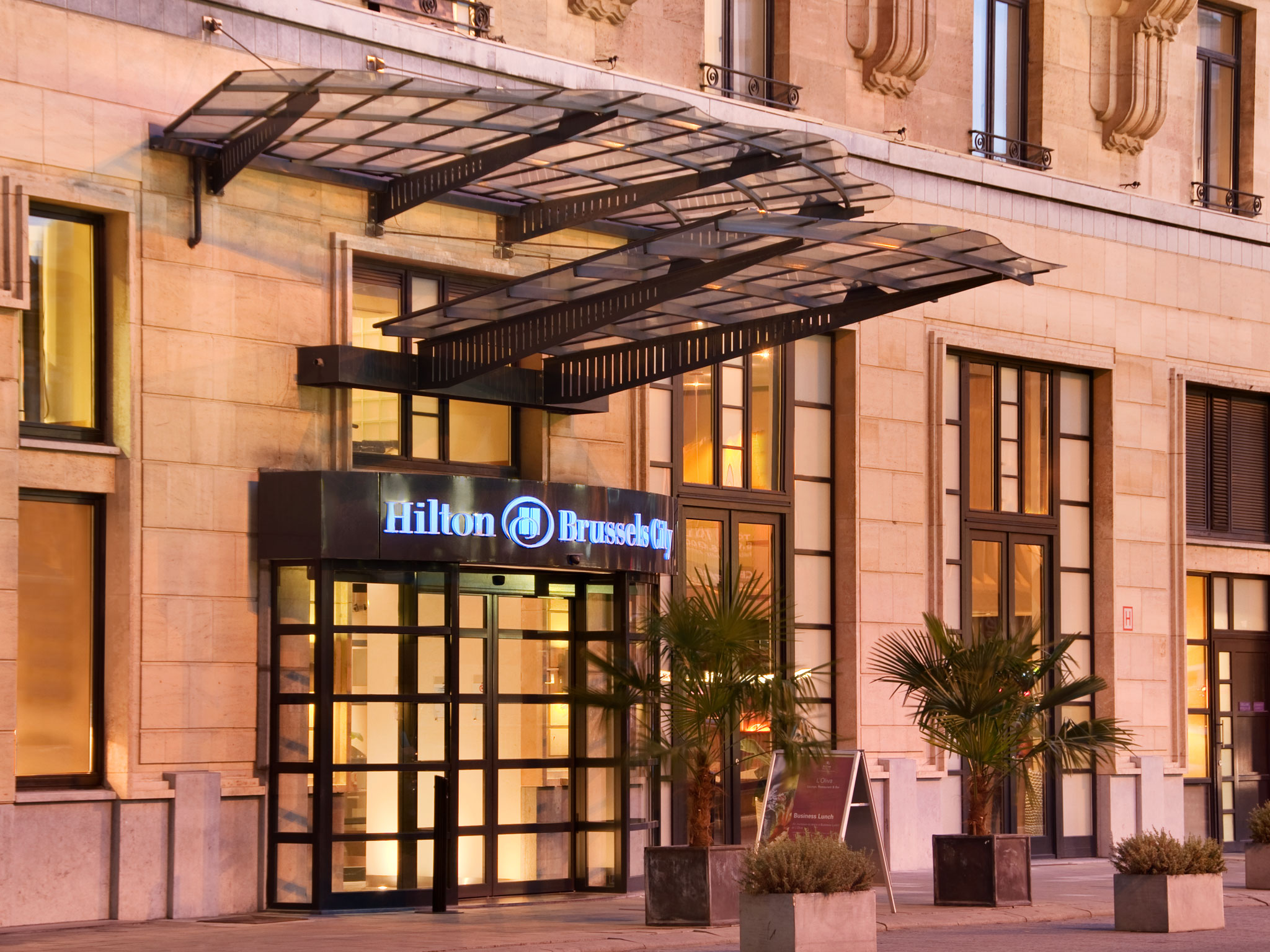 TERMINATED_1Nov2019_Hilton Brussels City