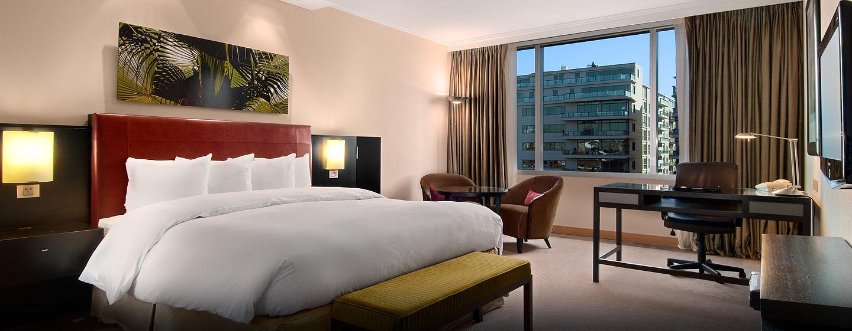 Deluxe Zimmer mit Queen-Size-Bett