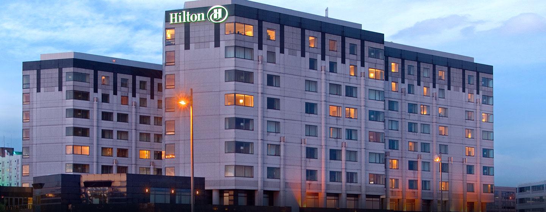 Hilton Hotel Paris Charles De Gaulle