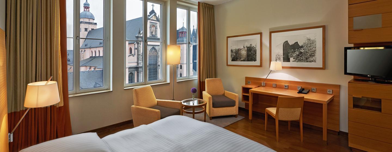 Hilton Zimmer mit Queen-Size-Bett