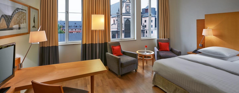 Hilton Deluxe Zweibettzimmer