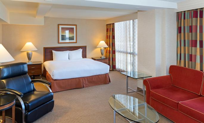Hilton Chicago O'Hare Airport - Suite