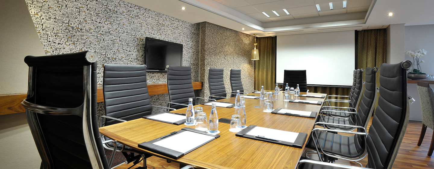 Hilton Cape Town City Centre Hotel, ZA – Meetingraum