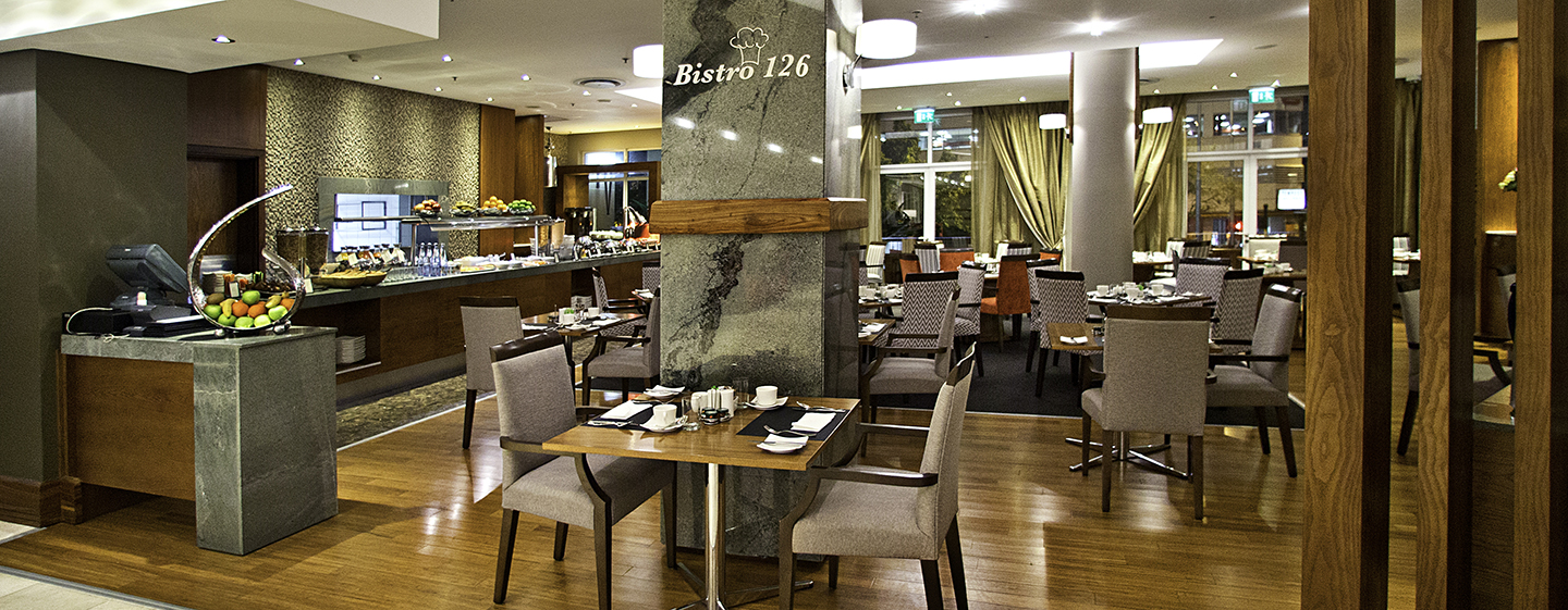 Hilton Cape Town City Centre – Bistro 126