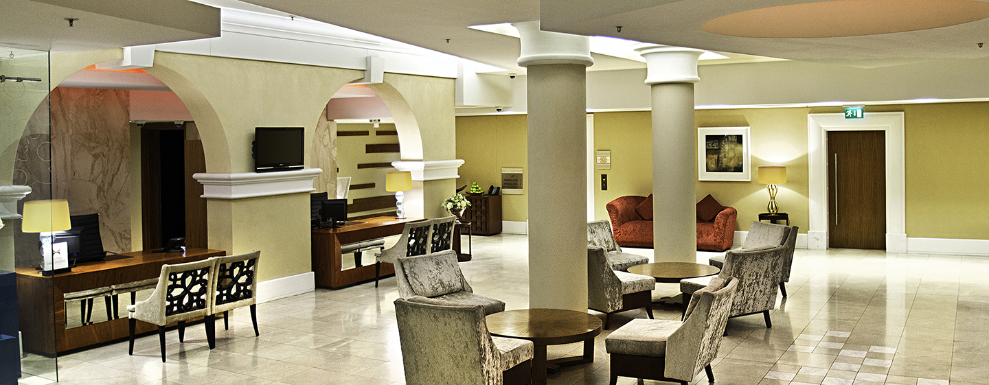 Hilton Cape Town City Centre Hotel – Lobby