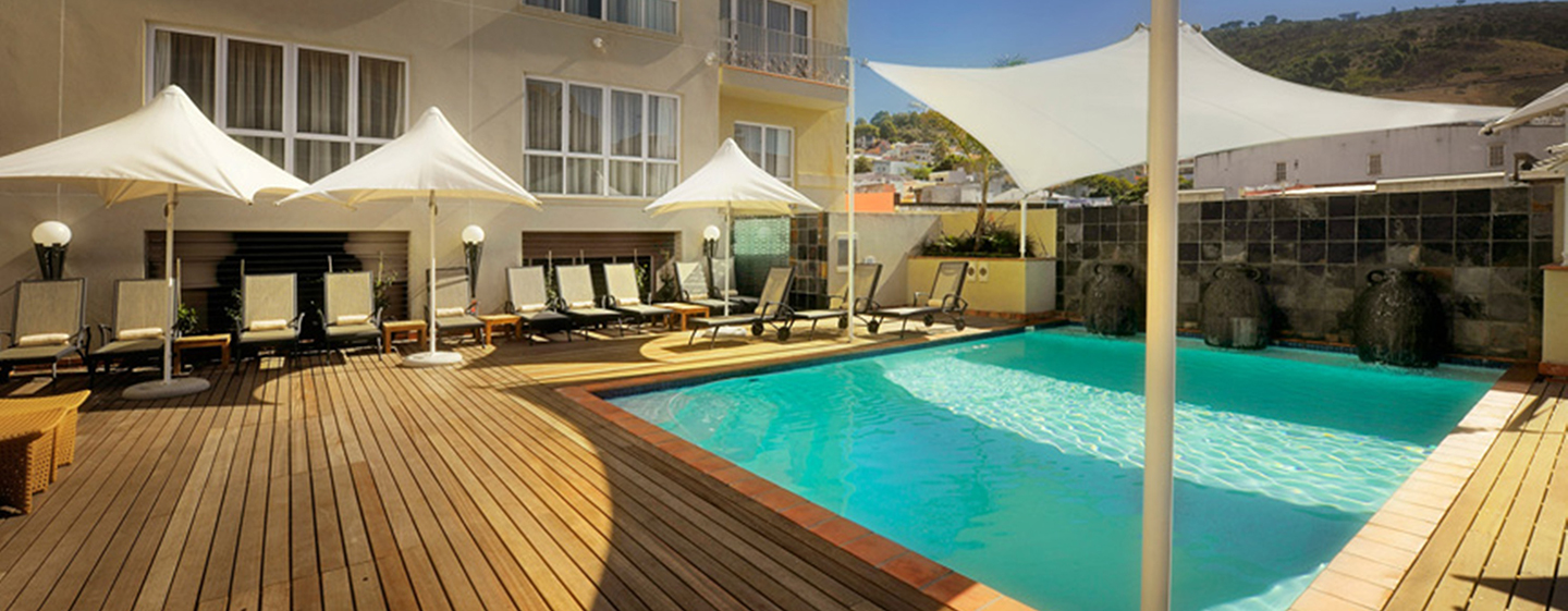 Hilton Cape Town City Centre Hotel, Südafrika – Swimmingpool