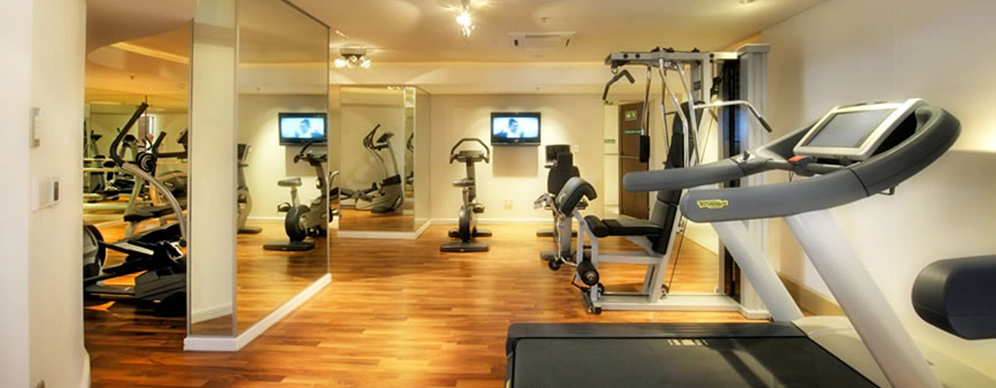 Hilton Cape Town City Centre Hotel, ZA – Fitness Center