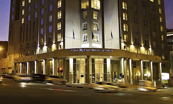 Hilton Cape Town City Centre – Außenansicht
