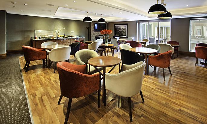 Hilton Cape Town City Centre – Innenansicht