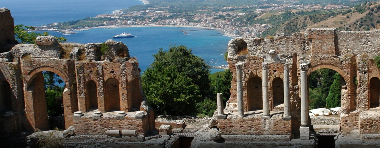 Hilton Giardini Naxos Hotel Am Mittelmeer Auf Sizilien